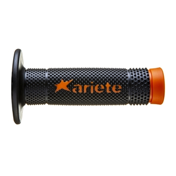 Ariete Vulcan off road grip - Sort Orange