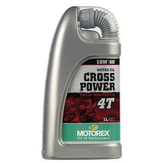 Motorex Cross Power 4T 10W/60 - 1L