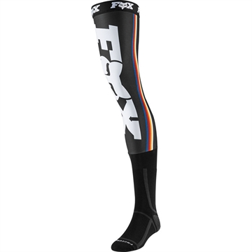 Fox Linc Knee Brace sock - Lang cross strømpe