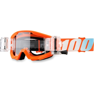 100% Strata Roll Off brille - Junior - Orange