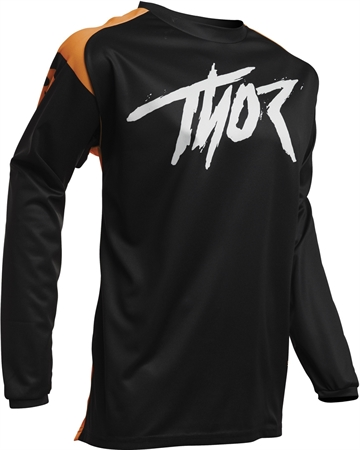 Thor Youth Sector Orange Jersey