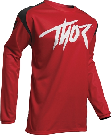 Thor Youth Sector Rød Jersey
