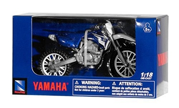 New Ray Model Crosser 1:18 Yamaha