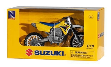New Ray Model Crosser 1:18 Suzuki