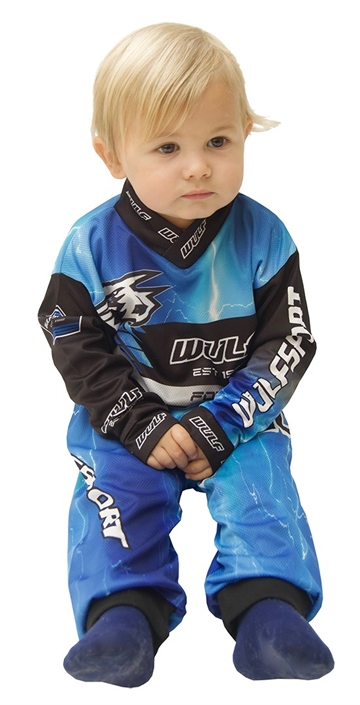 Wulfsport Toddler Blå