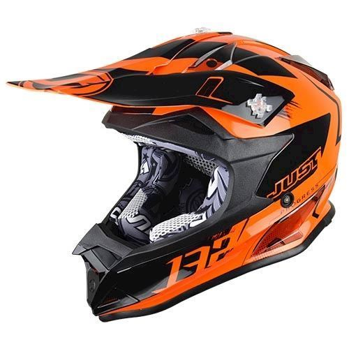 J32 Pro Junior Kick Orange Fluo