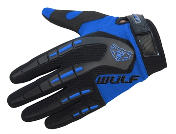 Wulfsport Attach Cross handske - Senior