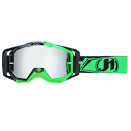 JUST 1 brille - IRIS Carbon Fluo Green