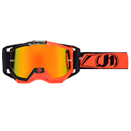 JUST 1 brille - IRIS Carbon Fluo Red