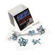 MDR Full plastic fastener kit Yamaha YZ 125 250 (03-ON)