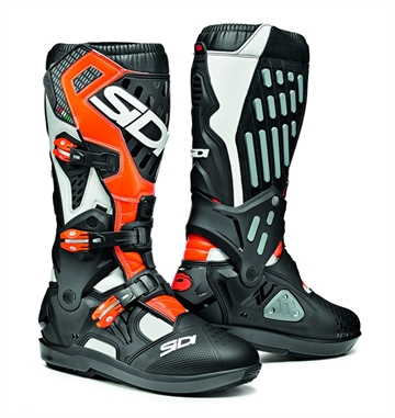 SIDI ATOJO SRS - Sort - Orange  - hvid