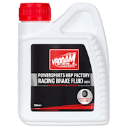 VROOAM HBP Factory Racing Brake Fluid: